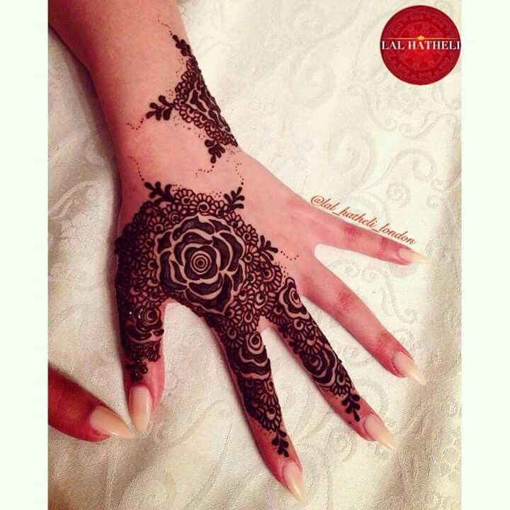 25 Best Ideas About Rose Henna On Pinterest  Small Tattoo Small Arm Tattoo