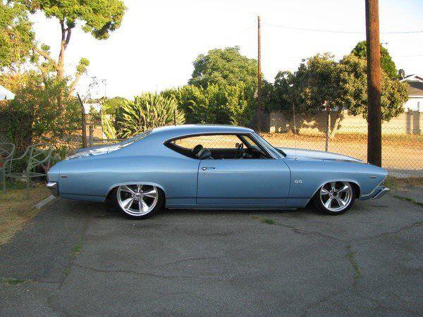68 Chevelle ss