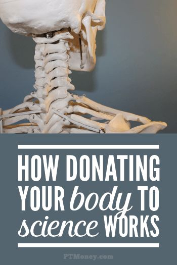 Are you worried about funeral costs? Do you want to ditch your life insurance policy? Read this article about donating your body to science and how it can save you and your family some money. http://ptmoney.com/donating-your-body-to-science/