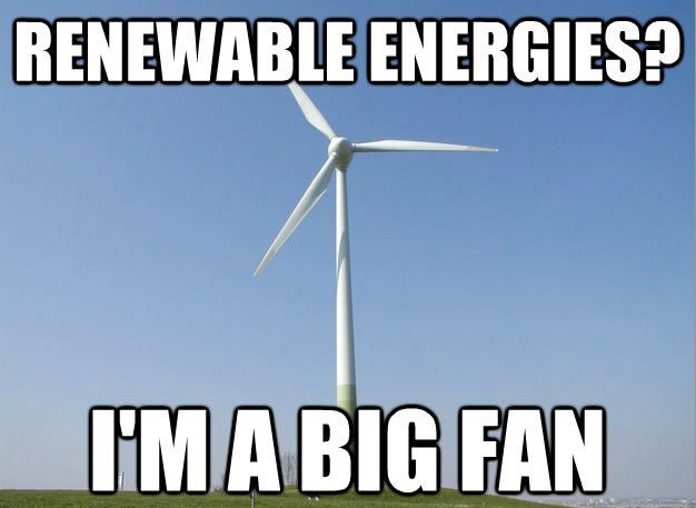Image result for clean energy memes