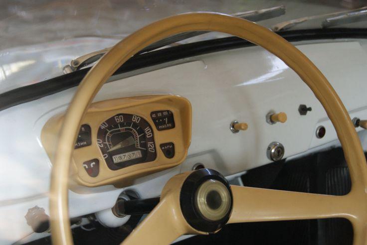 ZAZ-965 dashboard