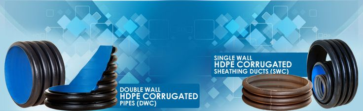 These pipes are best for industrial purpose and used in both domestic and commercial purpose.