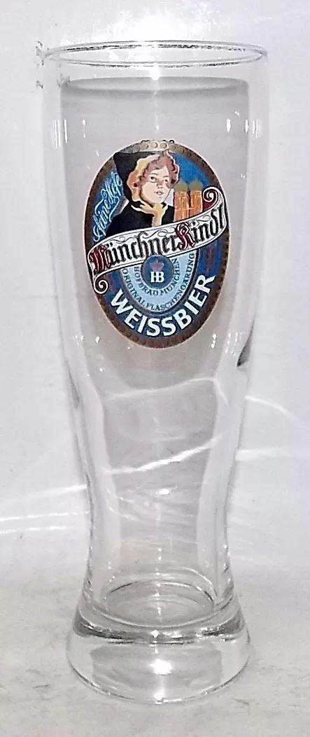 Copo Colecionável Hb Munchner Kindl Weissbier 500ml - R$ 59,90 em Mercado Livre