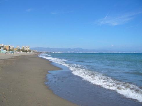 Playa del Bajondillo...