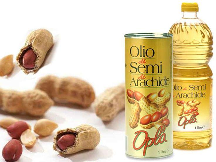 El aceite de cacahuete es un alimento perfecto para freìr los dulces.