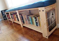 納まりきれない本や雑誌が床を侵食したことありませんか。 本の収納と言えば本...