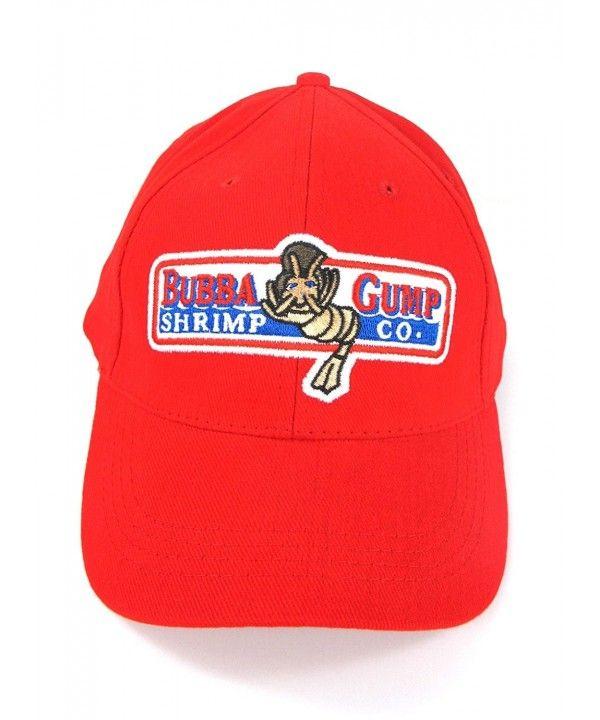 950ed5bc 1994 Bubba Gump Shrimp Co. Baseball Cap Embroidered Hat Forrest Gump  CL125JJST5V in 2019   Womens' Caps Collection   Embroidered hats, Baseball  Cap, ...