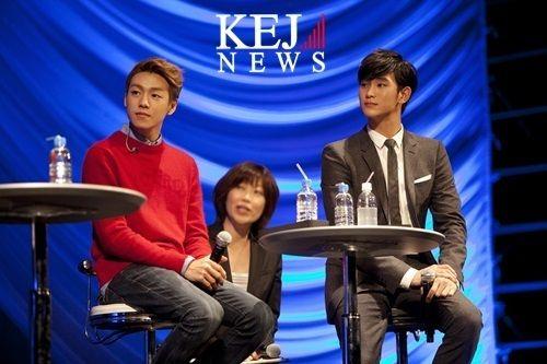 KEJ Press - J-News >> イ・ヒョヌも登場! キム・スヒョン3ヵ月ぶりの日本ファンミーティング