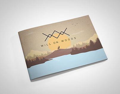 """Check out new work on my @Behance portfolio: """"Will On Woods :  Brochure and Corporate identity"""" http://be.net/gallery/37949333/Will-On-Woods-Brochure-and-Corporate-identity"""