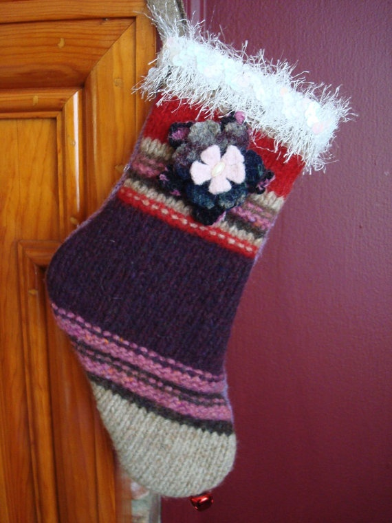 16 Best Christmas Stockings Images On Pinterest