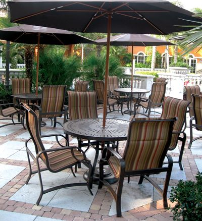 Commercial Outdoor Dining Furniture