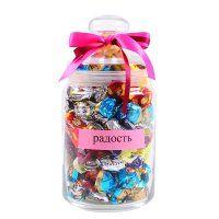 Товар Банка с конфетами Радость