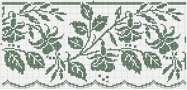 Gardine Fuchsien
