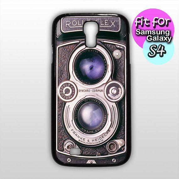 vintage camera case for samsung galaxy s4 samsung galaxy by etbay, $12.99