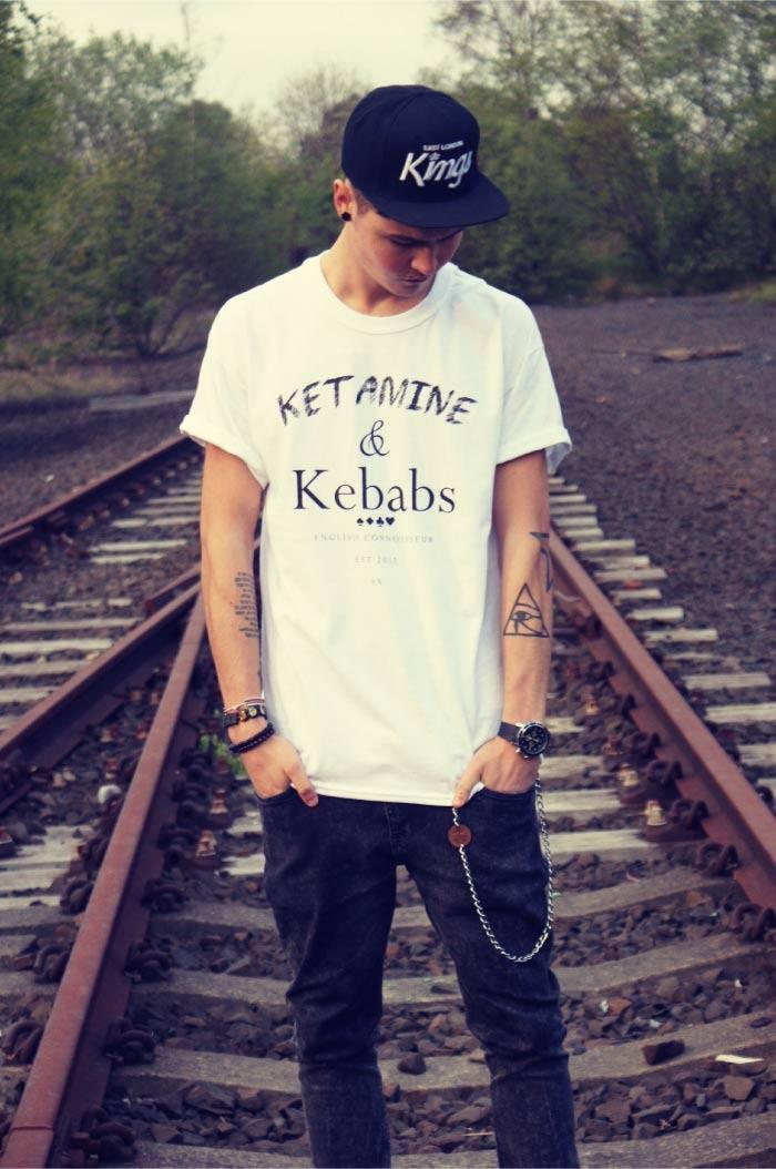 Ketamine & Kebabs