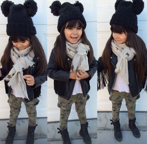 Tenue swag bebe fille - Vetement bebe fille fashion ...