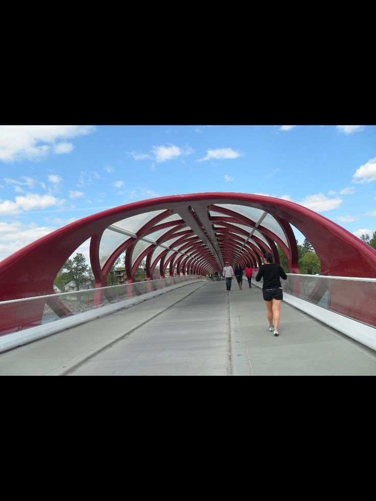 Peach Bridge