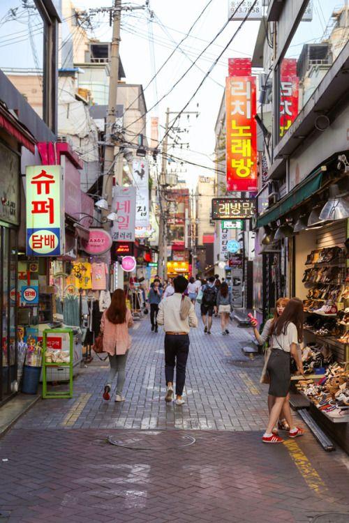 Seongnae - Daegu, South Korea
