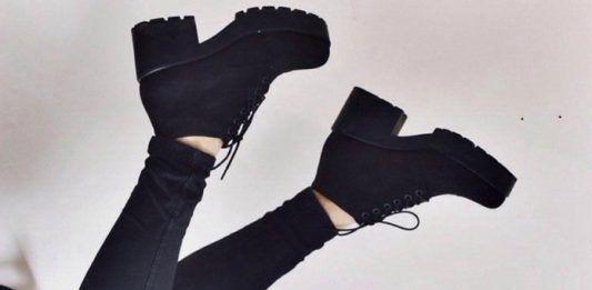 Buty na platformie – sprawdź gdzie kupić!