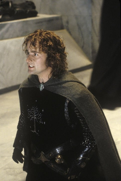 Billy Boyd in The Lord of the Rings: The Return of the King