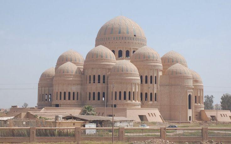 The Great Mosque of al-Nuri (جامع النوري), Mosul, Iraq
