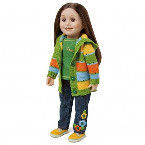 Close Knit KT40 | Taryn | Casual Outfits | Outfits and Accessories | Maplelea | Maplelea Girls