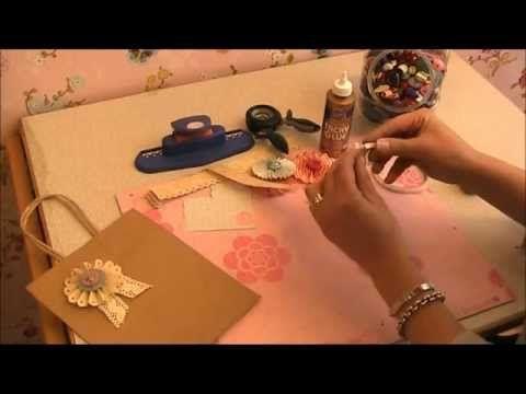 ▶ Sinelli: Kohokuviointi eli embossaus - YouTube