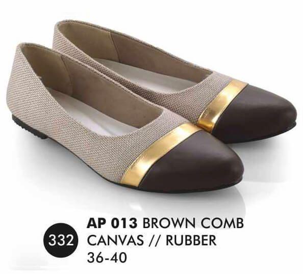 Deskripsi  Warna : Brown Comb Ukuran yg tersedia : 36 - 40 Bahan : Canvas SOL : RUBBER