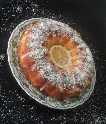 birgülün lezzetleri: Limonlu kek