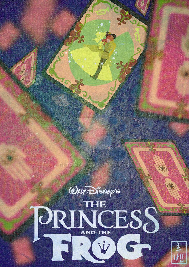 Disney Classics 49 Princess and the Frog by Hyung86.deviantart.com on @DeviantArt