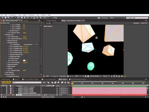In this tutorial I'll show you how to create an 8K environment map—entirely in After Effects—using the plugin Skybox by Mettle. These custom environment maps...