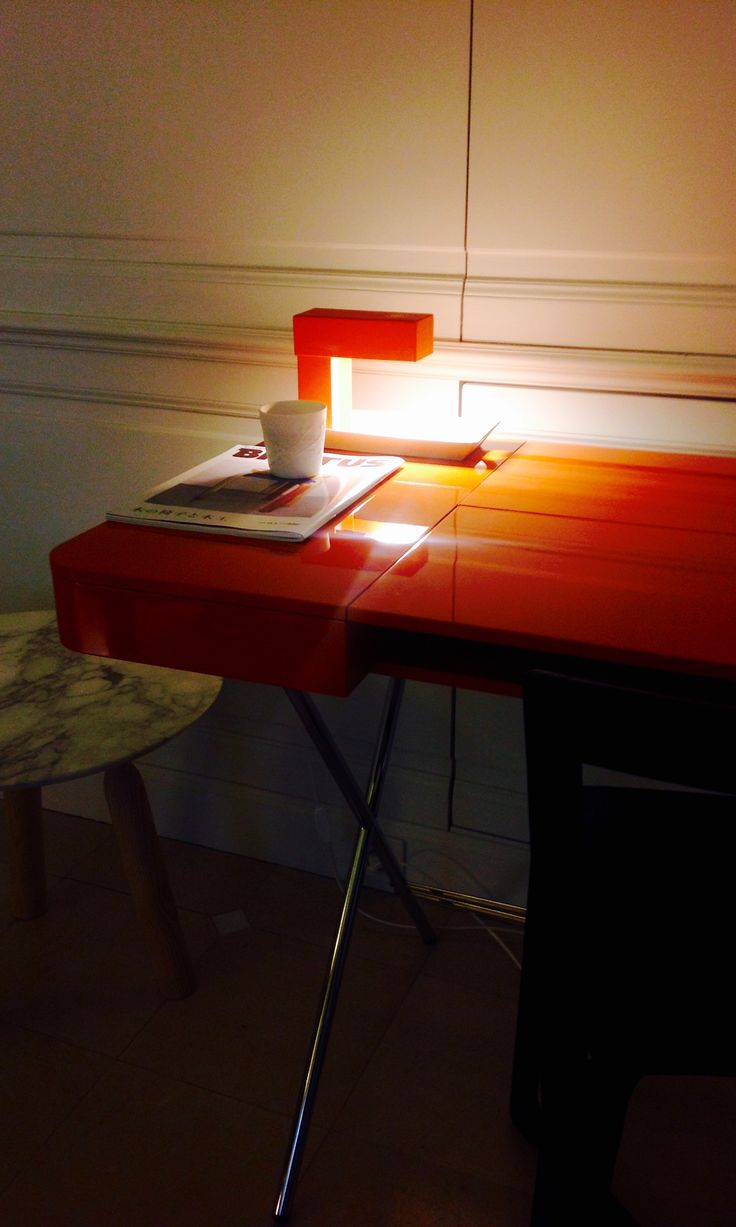 Cosimo Desk Design Marco Zanuso Jr Home Interiors Adentro