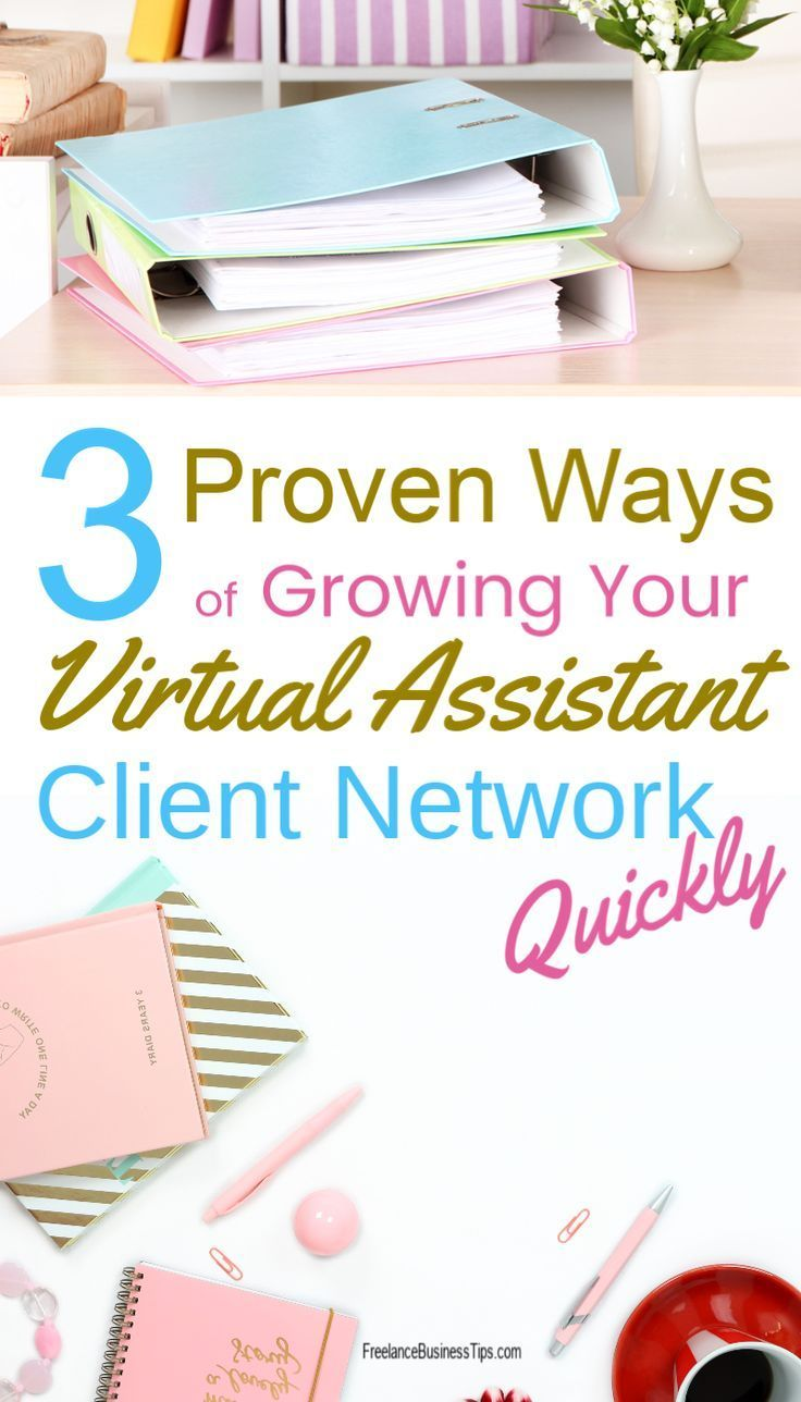 Virtual Assistant Clients: 3 Ways To Grow Your Client