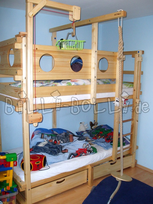 Bunk Bed Image 26 Love This Bed Woudl Have Top As Play