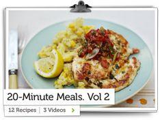 apps   Jamie Oliver wel in het Engels, maar met video's
