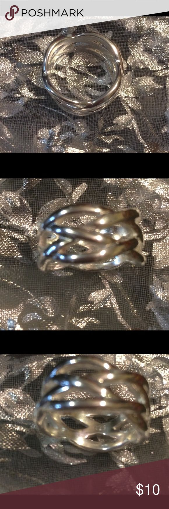 25 best ideas about silver thumb rings on