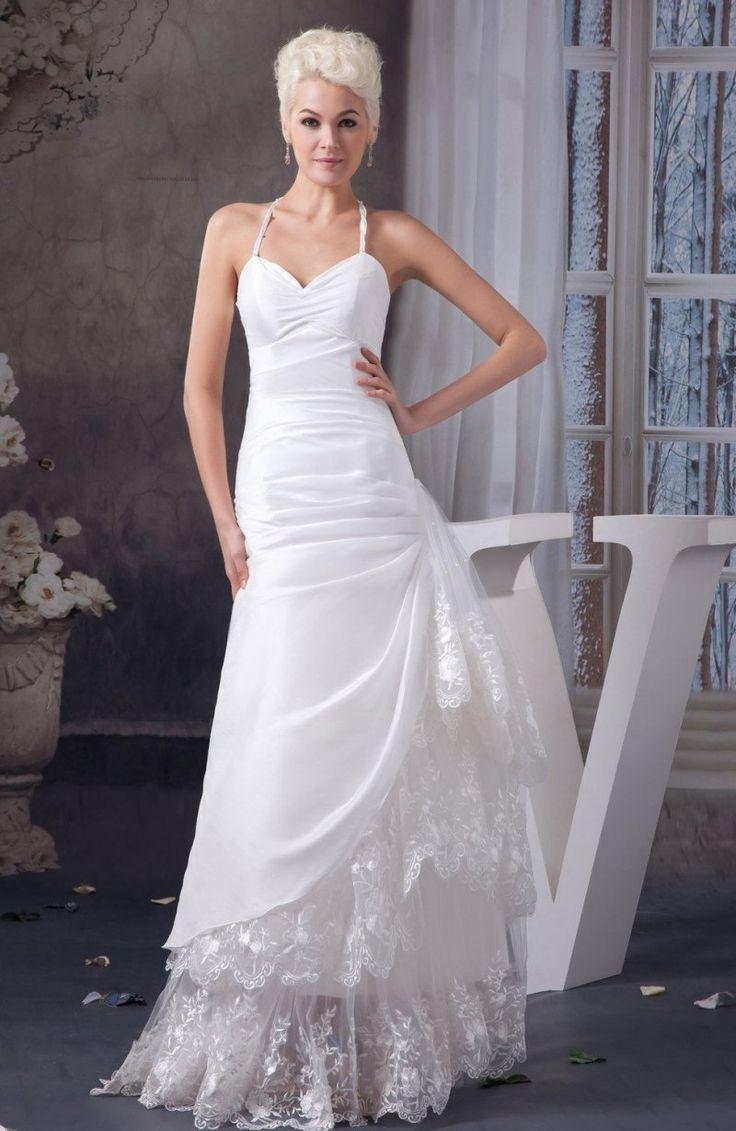 12 best vestidos de novia images on Pinterest | Wedding frocks ...