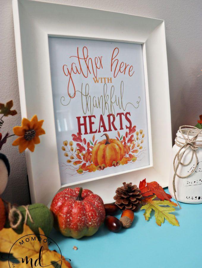 Three Free Thanksgiving Printables For Fall Momdot In 2020 Thanksgiving Printables Free Thanksgiving Printables Free Fall Printables