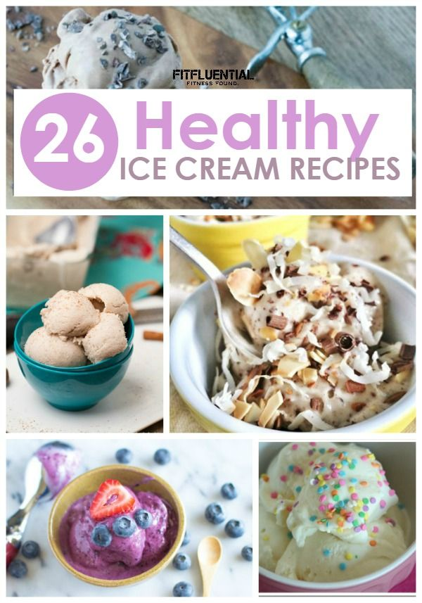 Recipe Roundup: Protein Ice Cream (many are easy - no fancy equipment required!)