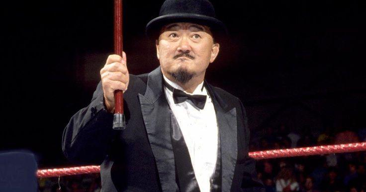 WWE Wrestler Mr. Fuji, Aka Harry Fujiwara, Passes Away at 82 -- World Wrestling Entertainment announced this morning that Hall of Famer Harry Fujiwara died on Sunday. -- http://movieweb.com/mr-fuji-harry-fujiwara-dead-rip-wwe-superstar/