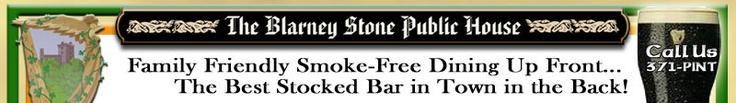 Blarney Stone Public House - Fredericksburg's Traditional Irish Pub & Restaurant