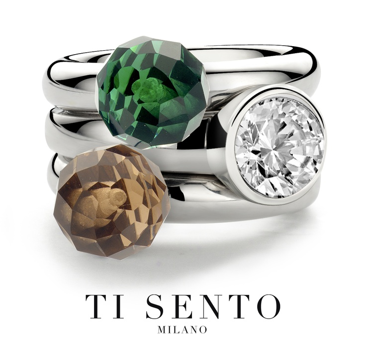 Caramel Cat S Eye Ring Diamontrigue Jewelry: 78 Best Images About Ti Sento Milano On Pinterest