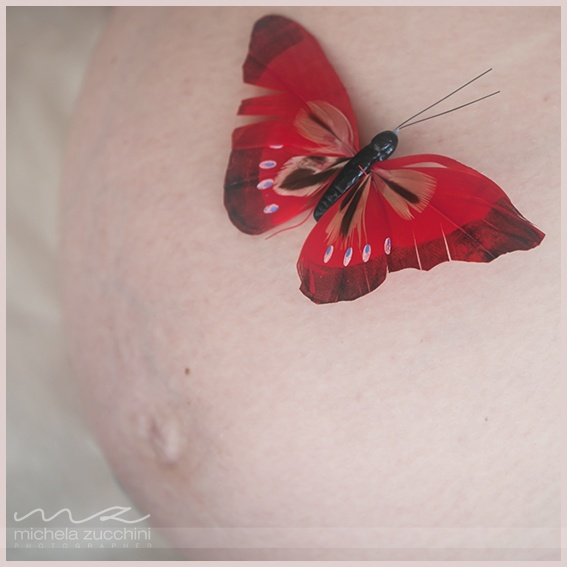 #mother #baby #butterfly image by www.michelazucchini.it