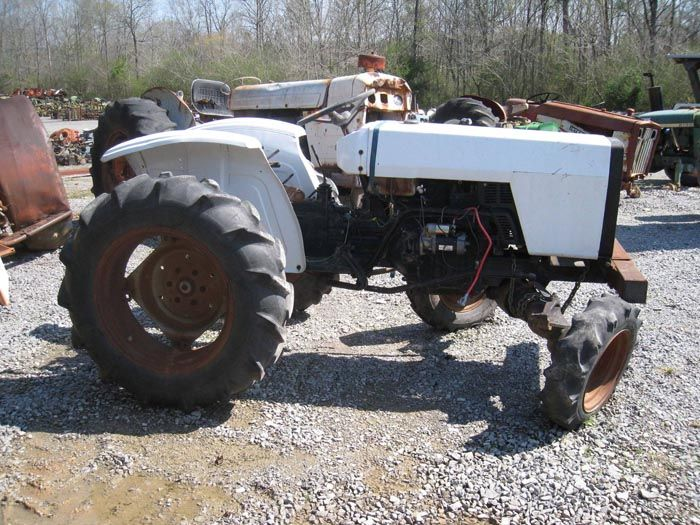Massey Ferguson 210 Tractor : This tractor has been dismantled for massey ferguson
