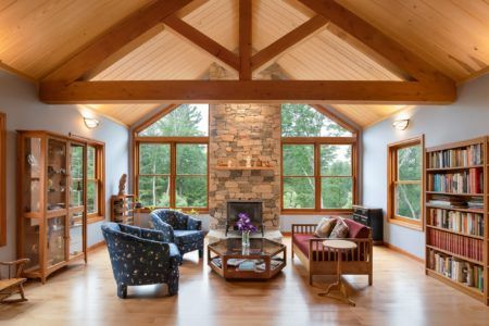 Granite Ridge A Single Story Post And Beam Beauty Post And Beam Yankee Barn Homes Floor Plan Design