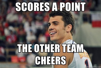 Matt Anderson- USA Volleyball hahahaha
