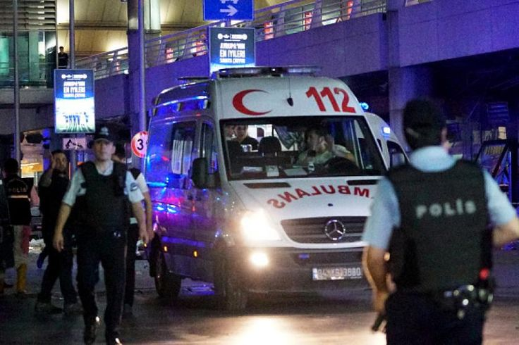 Istanbul airport attack: 36 dead and 147  Injured