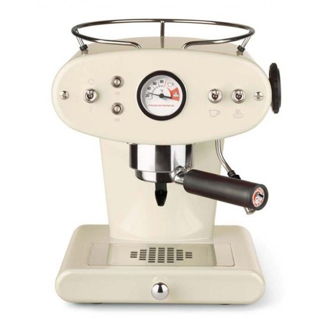 Francis Francis X1 espressomaskin - for kværnet kaffe - Mandel