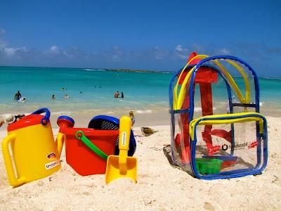 Windelpopo's Blog: Geliebte Produkte: Spielstabil Sandspielzeug im Rucksack