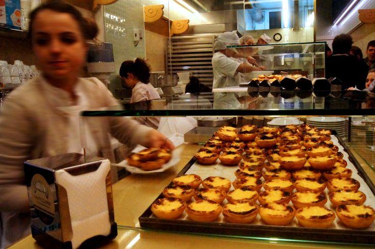 ポルトガルで一番有名な食べ物「パステル・デ・ナタ」が絶品 / 一番美味しい店をタクシー運転手に聞いてみた